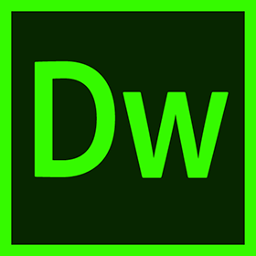 Adobe-Dreamweaver Logo